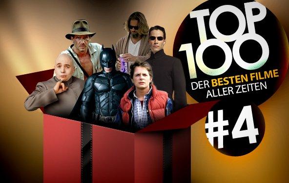 Top 100 - die besten Filme aller Zeiten - Teil 4