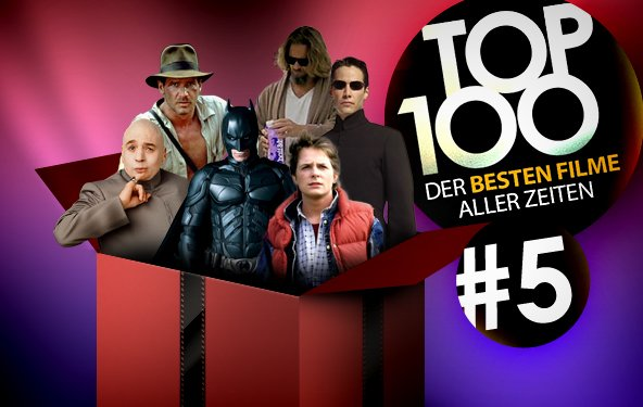 Top 100 - die besten Filme aller Zeiten - Teil 5