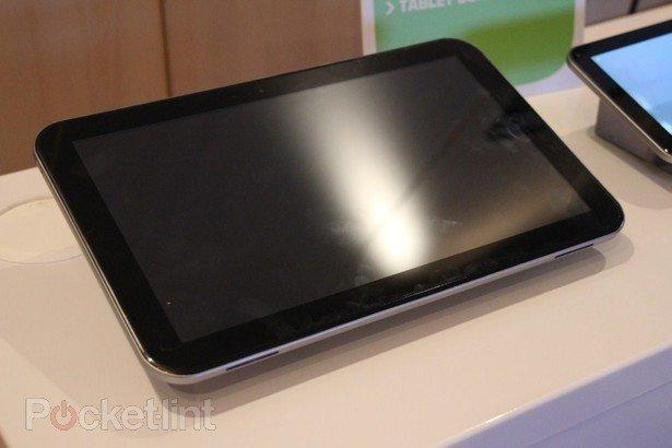 Toshiba zeigt Tablet-Prototypen mit 13,3 Zoll-Display