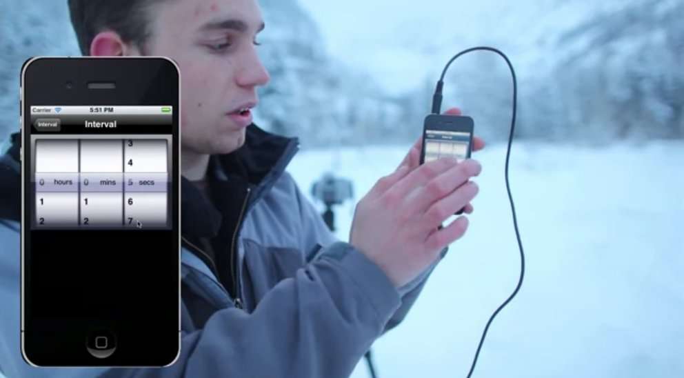 Trigger Happy Camera Remote: Auslösen per Android oder iPhone
