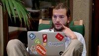 Two and a half men - Ashton Kutcher erhält Angebot für zwei Jahre