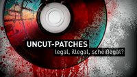 Bloodpatch, Uncut-Patch und Nude-Patch