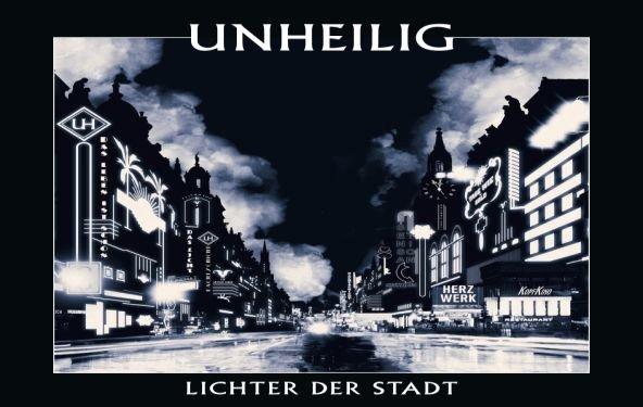 """Unheilig: in neues Album """"Lichter der Stadt"""" per Stream reinhören, Konzert im TV"""