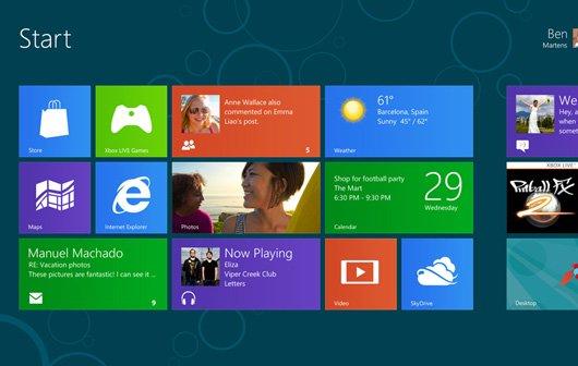 Windows 8: Microsoft will auf den Start-Button verzichten