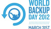 "Festplatten-Verlosung zum ""World Backup Day 2012"""