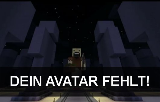 You are Minecraft: Mojang Danke sagen… in a Minecraft Way