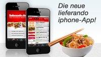 Neue Version der kostenlosen lieferando-App