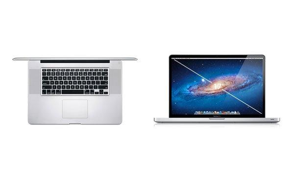 "17"" MacBook Pro vor dem Aus?"