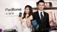 ASUS PadFone: Ab dem 20. April in Taiwan und danach auch in Deutschland erhältlich