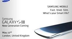 """Samsung Galaxy S3: Neues """"Pressebild"""" aus der Gerüchteküche"""