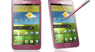 Samsung Galaxy Note bekommt Android 4.0.4-Update