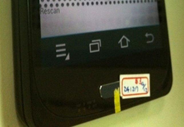 Samsung Galaxy S3 GT-I9300 erneut aufgetaucht