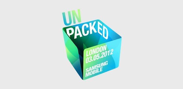 Samsung mobile UNPACKED 2012 App landet im Google Play Store