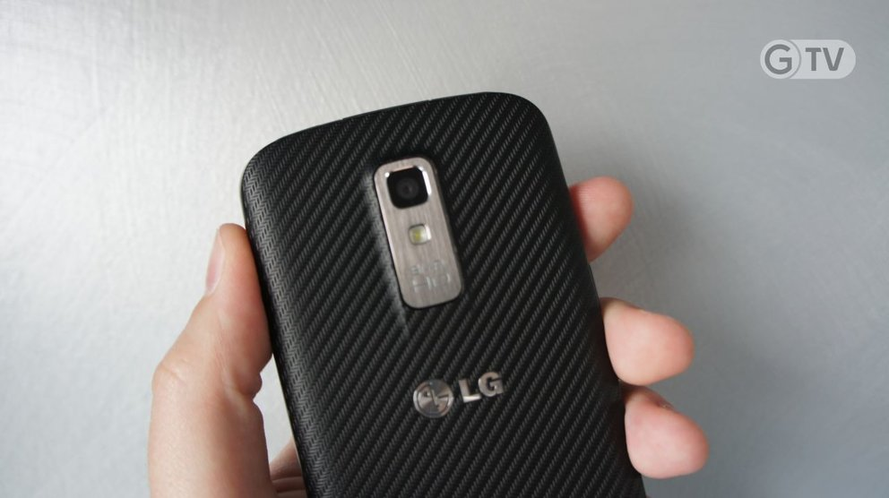 LG Optimus True HD LTE Hands-On