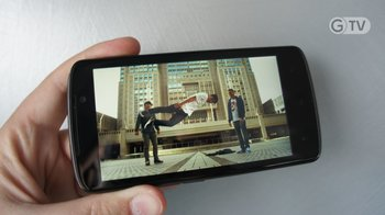 LG Optimus True HD LTE Hands-On