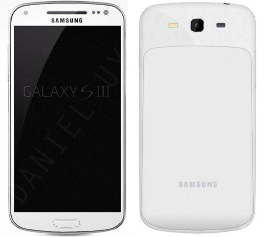 Samsung Galaxy S3: Foto und Mock-ups aufgetaucht