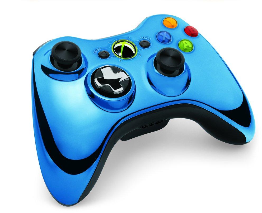 Xbox 360: Neue Controller bringen Farbe ins Spiel