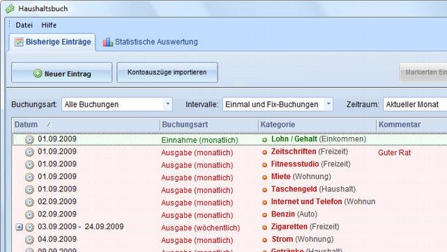 Aquamarin Haushaltsbuch Download Giga