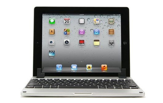 Brydge: Tastatur-Dock verwandelt iPad in MacBook Air Look-A-Like
