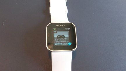 Sony Smartwatch 07
