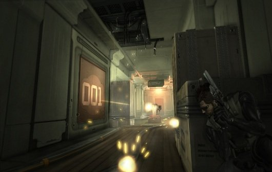 Deus Ex - The Fall: Der Name des neuen Deus Ex Titels?