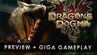 Dragon's Dogma - Vorschau mit GIGA Gameplay