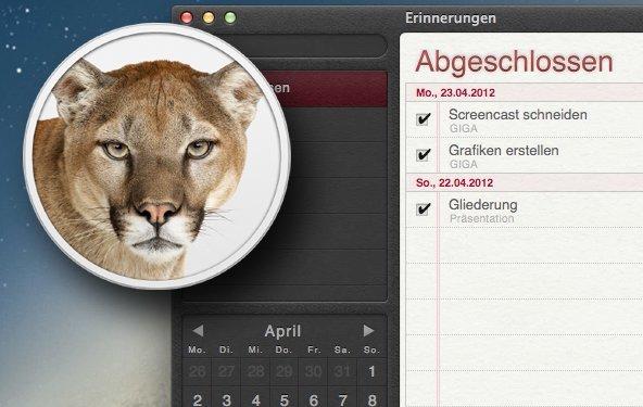 Mountain Lion: Apple beginnt mit Training für Support-Mitarbeiter
