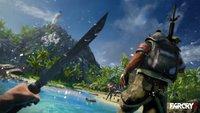 Far Cry 3: BIU Sales Award in Platin für die PS3-Version