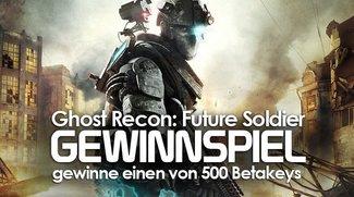 Ghost Recon Future Soldier Gewinnspiel - Gewinne einen von 500 Beta-Keys!