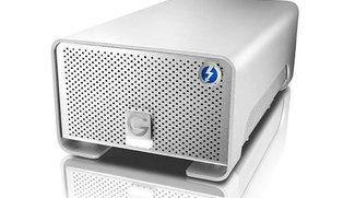 Neue Thunderbolt-Hardware: G-Technology G-RAID mit schnellem Interface verfügbar