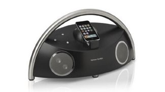 Harman Kardon Go and Play Micro iPod-Dock inkl. iTunes-Gutschein für 134,99 bei Amazon