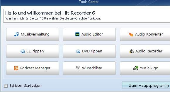 Hit-Recorder