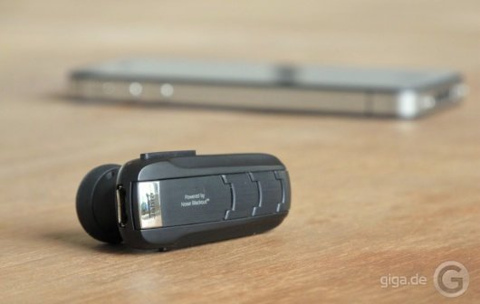 Jabra Extreme2 Test: Bluetooth-Headset am iPhone