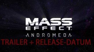 Mass Effect 4 Andromeda: Der Trailer, das Release-Datum, Story-Details und Videos - PS4 / Xbox One / PS 3 / 360