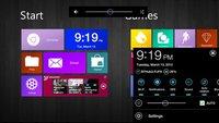 Metro UI: Windows 8-Oberfläche für Android