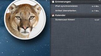 OS X (Mountain) Lion: Neue Updates für Entwickler
