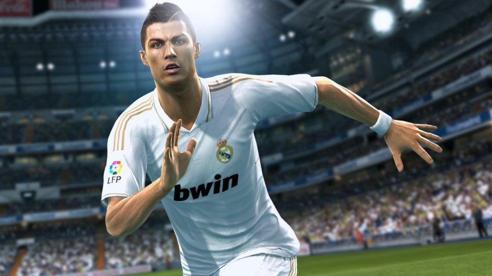PES 2013: Neues Video zeigt die Player ID