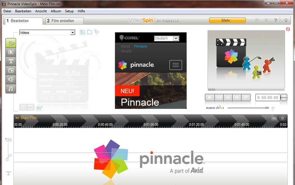 Pinnacle-VideoSpin