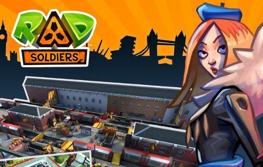 RAD Soldiers: Splash Damage und neuer Publisher kündigen Spiel an