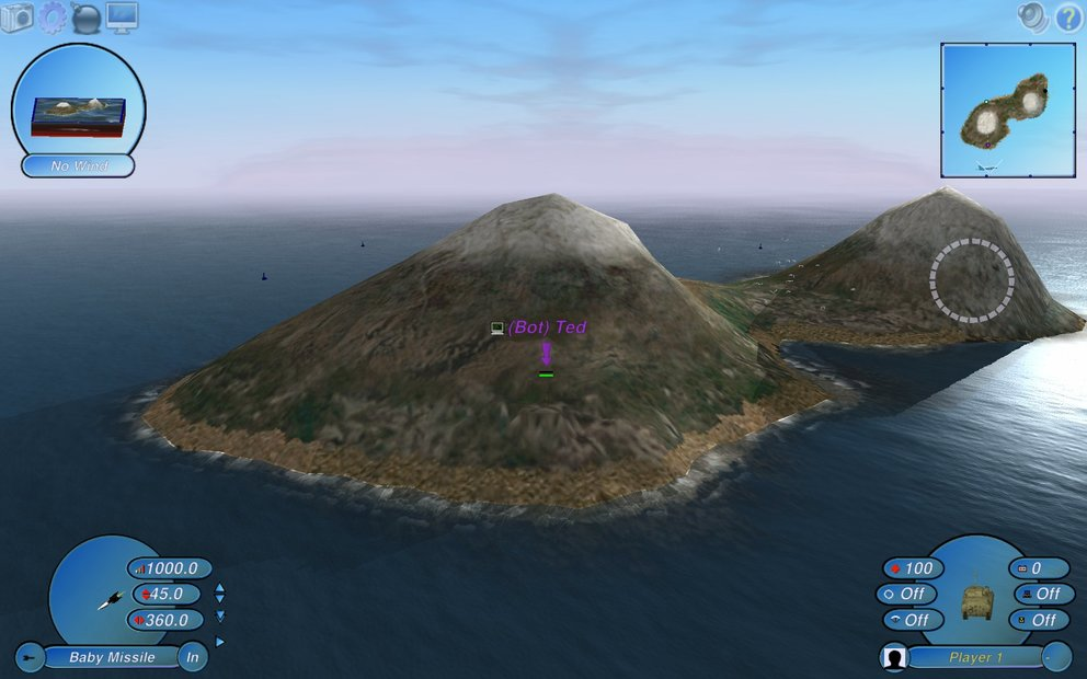 Screenshot-Scorched 3D