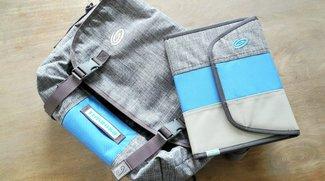 Timbuk2-Taschen: D-Lux Messenger und Kickstand Cover im Test
