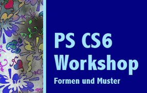 Photoshop CS6: Formen und Muster