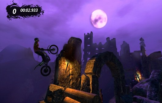 Trials Evolution: Video zum Map-Editor