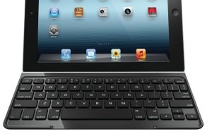 Logitech Ultrathin Keyboard Cover: iPad-Tastatur als Smart Cover