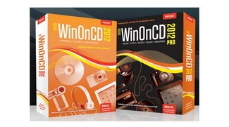 Roxio WinOnCD 2012 und WinOnCD 2012 Pro ab 34,99 Euro im Angebot