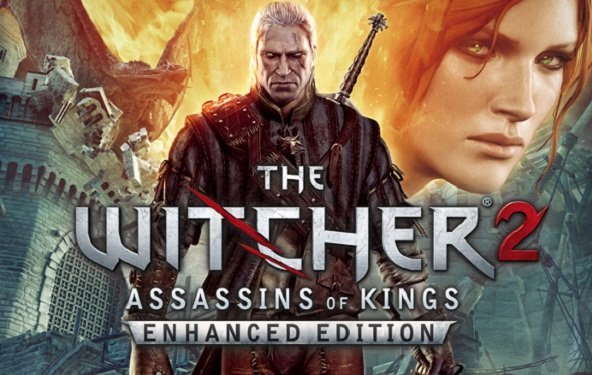The Witcher 2 Enhanced Edition: Launch-Trailer veröffentlich, in England bereits im Laden