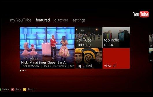 Xbox 360: NBA, Machinima und Co. auf Xbox Live