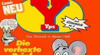Yps-Hefte erfahren Neuauflage: als Herrenmagazin?