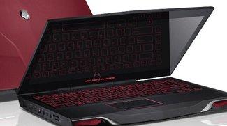 Alienware: Neue Infos zu kommenden Gamer-Notebooks