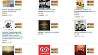 50 MP3s kostenlos bei Amazon: Von Reggae, Elektro, Pop bis Rock